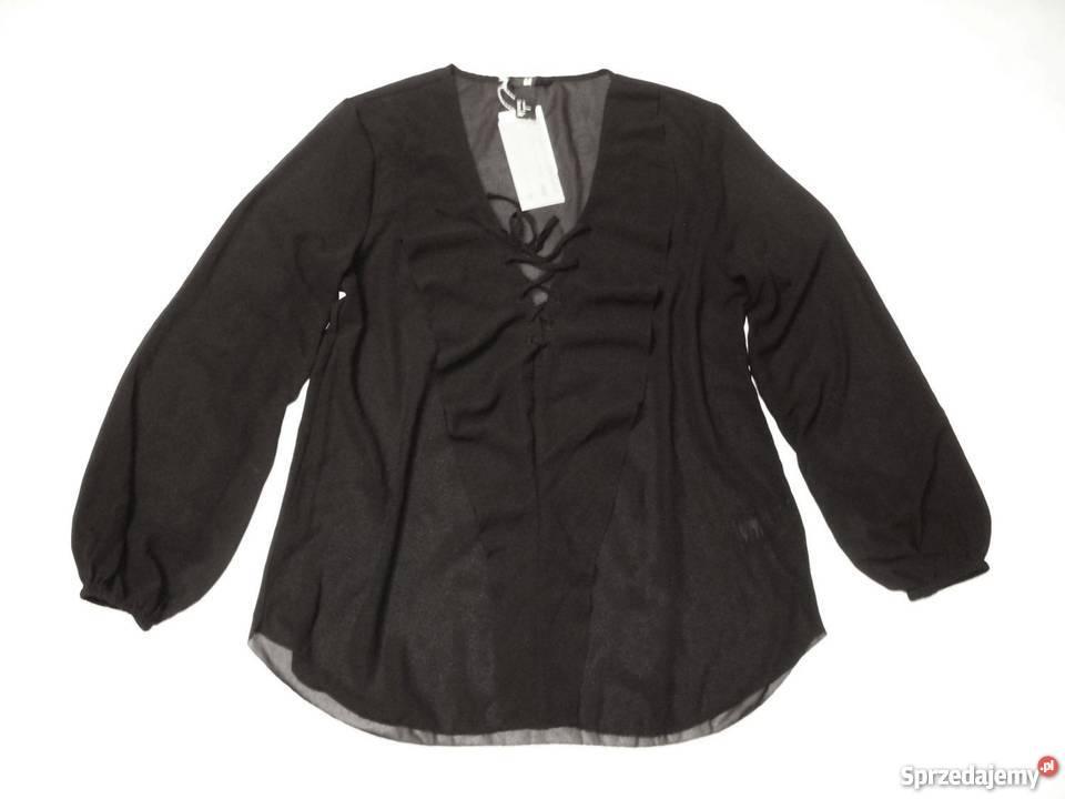 Młodzieńczy bluzka falbanki h&m - Sprzedajemy.pl UJ06