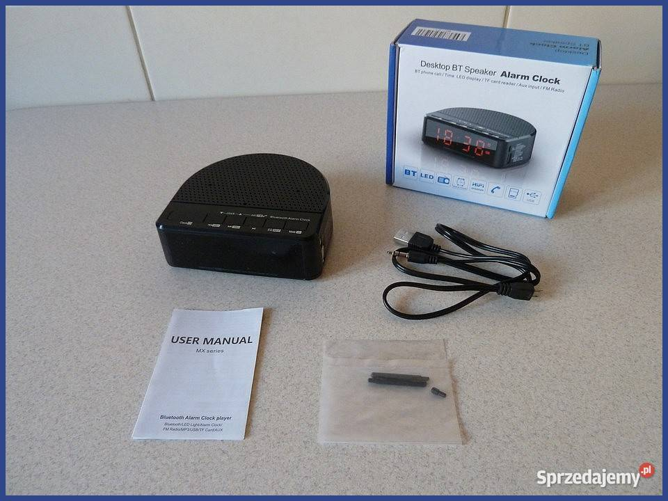 Radio-Budzik, Bluetooth Clock Player (ro)