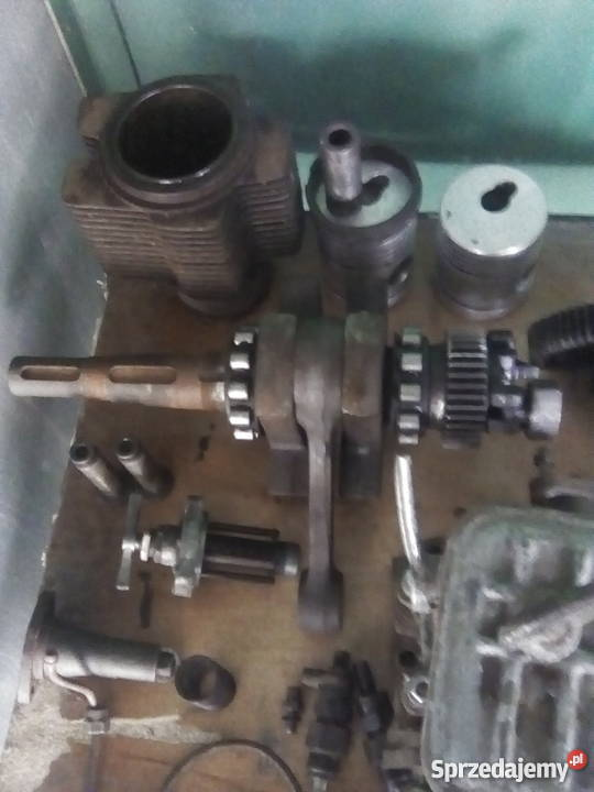 Części do silnika S301D Andoria