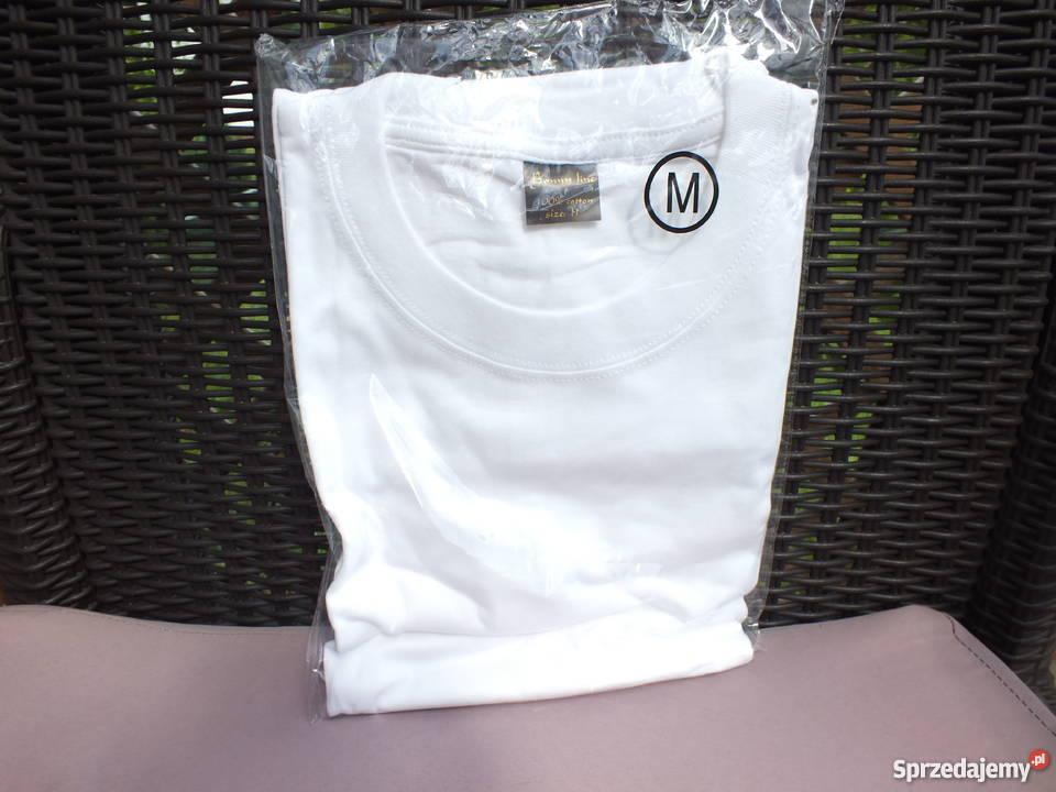Białe koszulki sprzedam