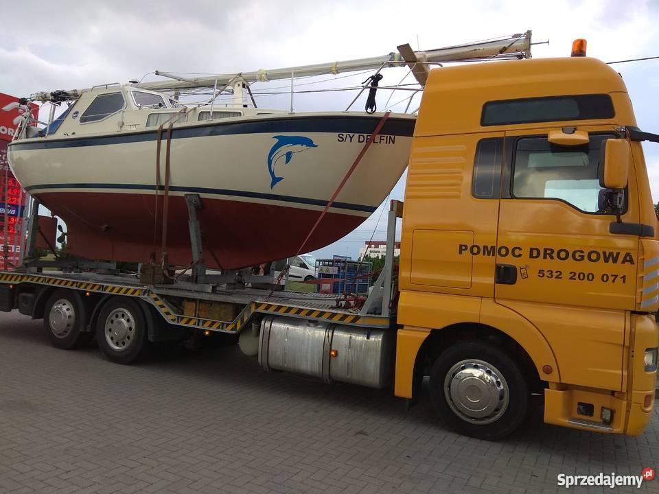 Zupełnie nowe transport domków holenderskich,pomoc drogowa,laweta Wejherowo JP58