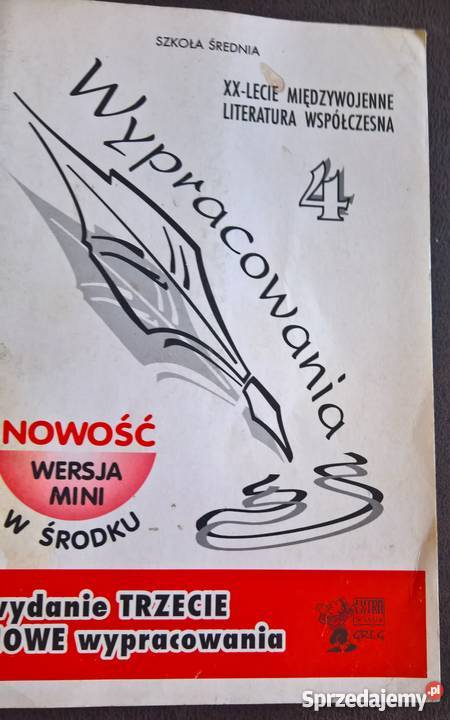 Ściaga BarokOświecenie Rok wydania 1998 Wrocław