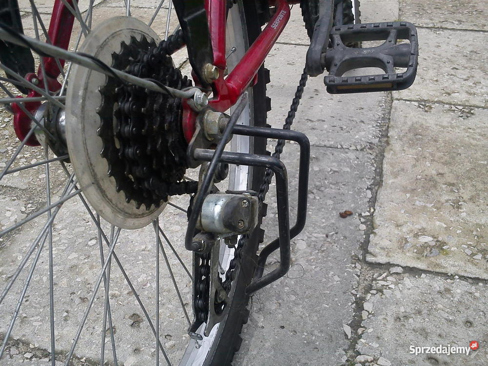 Rower 24 cale Pińczów