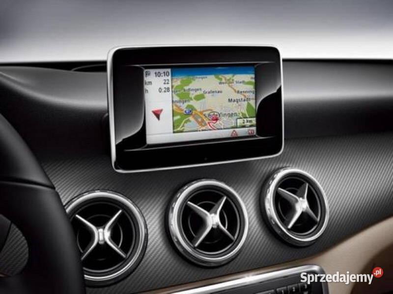 Mercedes Becker Map Pilot Mapa Europa 2020