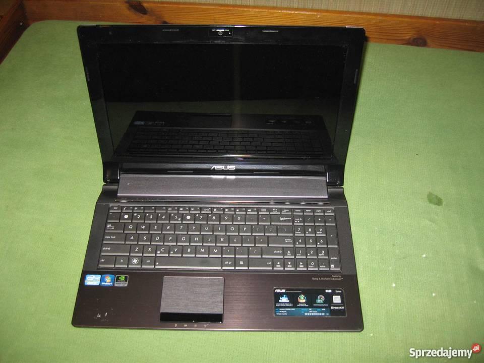 2cca13cac0119 Laptop asus I 7 8x2ghz do gier dwie karty 20GB Częstochowa sprzedam