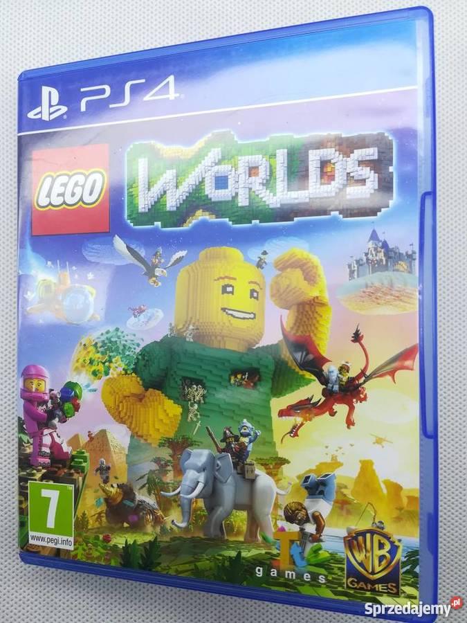 Lombardomat Gra Ps4 Lego Worlds G3852019 Giżycko Sprzedajemypl