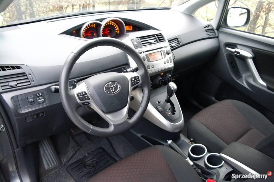 Góra Toyota Verso automatyczna skrzynia biegów Jarocin - Sprzedajemy.pl OY96
