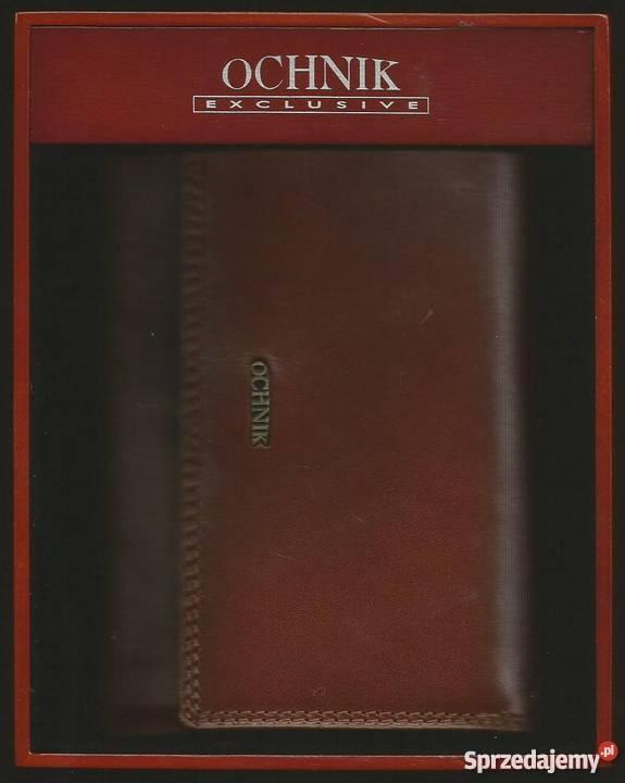 0868093c956dc NIEUŻYWANY portfel damski Ochnik Exclusive PL-129 Gostynin ...