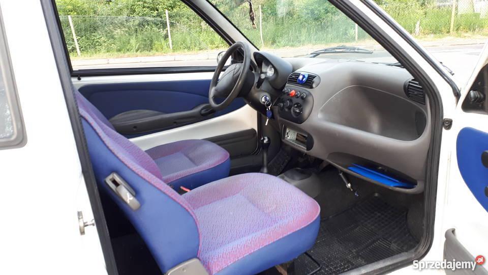 TANIO Sprzedam Fiat Seicento 900 ccm OKAZJA immobilizer Rzeszów