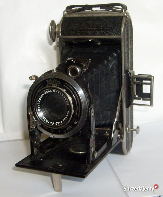 aparat fotograficzny Welta Zeiss Jena Gniezno sprzedam