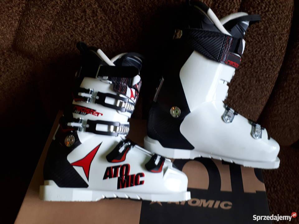 Buty narciarskie Atomic REDSTER PRO 130 White