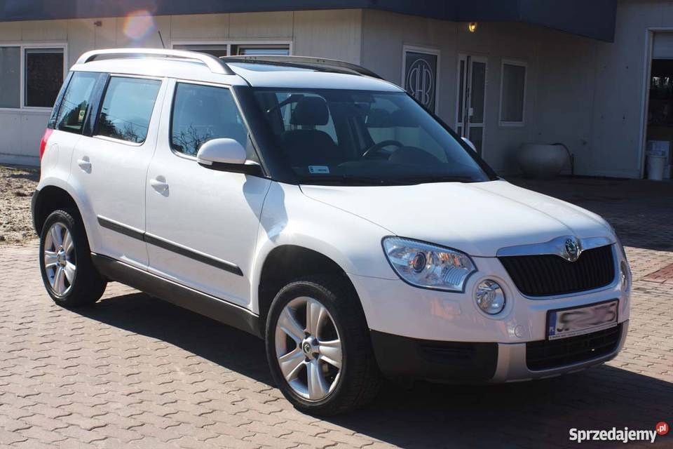 sprzedam skoda yeti 1 8 tsi 4x4 160km 2011r warszawa. Black Bedroom Furniture Sets. Home Design Ideas