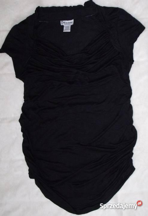 fc19530e Tunika bluzka ciążowa z krótkim rękawkiem rozm. L
