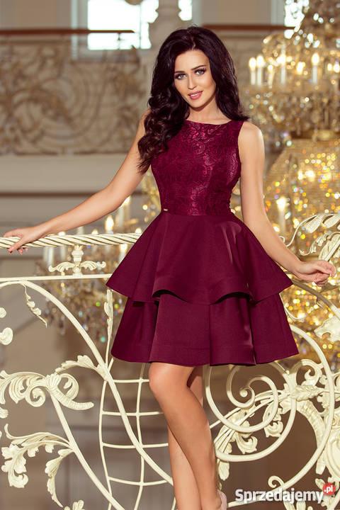 e6949fb1b0 sukienki rozkloszowane koronkowe - Sprzedajemy.pl