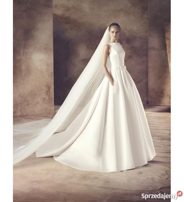 652bd4d4fa suknia ślubna z kieszeniami - Sprzedajemy.pl