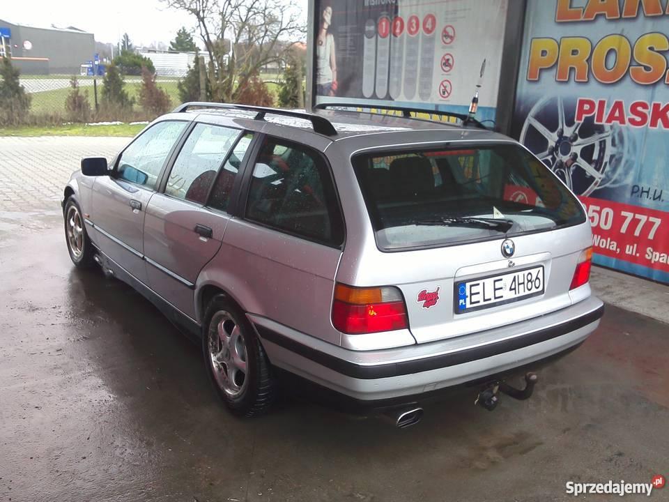 Bmw E36 1 8 Tds Touring Zduńska Wola Sprzedajemy Pl