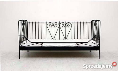 łóżko Ikea Meldal Tanio