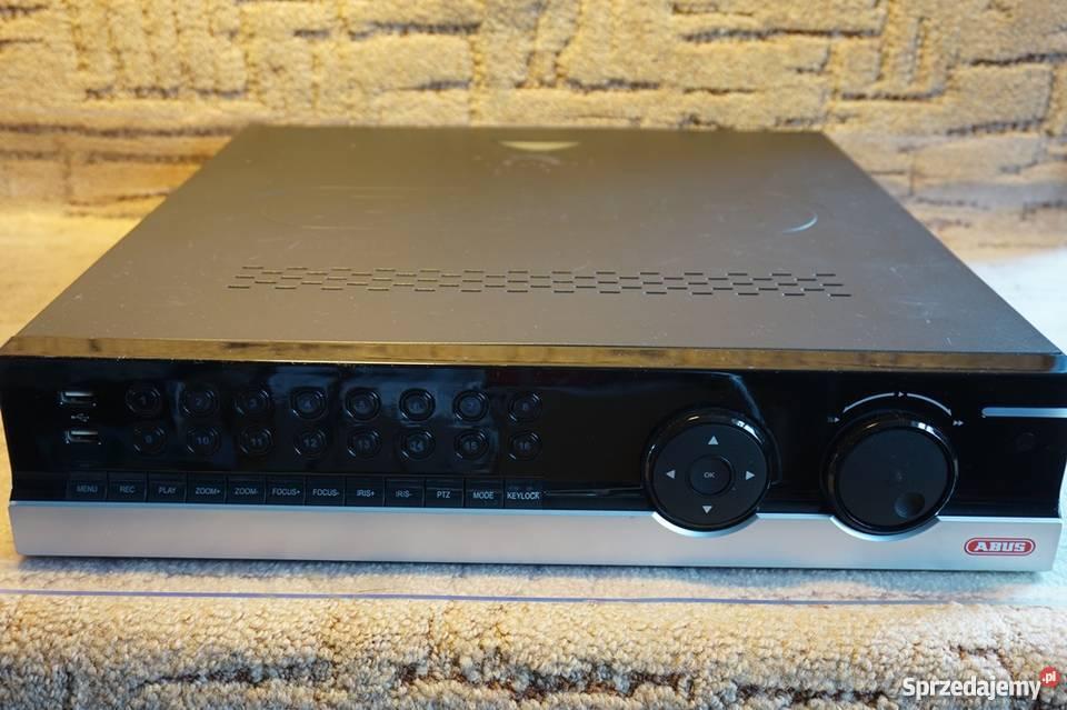 cyfrowy rejestrator monitoringu ABUS TVVR40010
