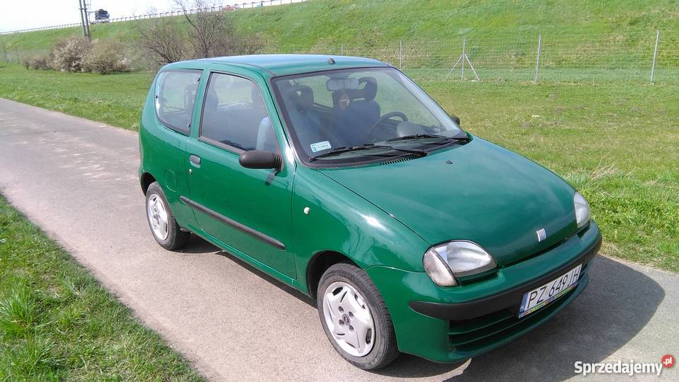 Fiat seicento 11 55KM Poznań