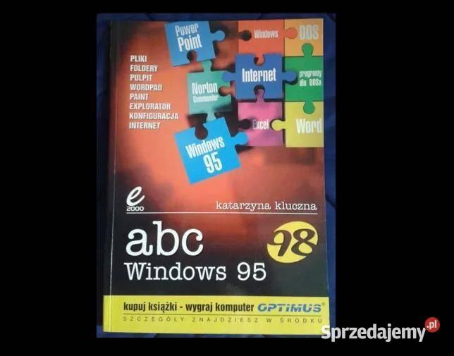 Abc windows 95 , 98 - Katarzyna Kluczna