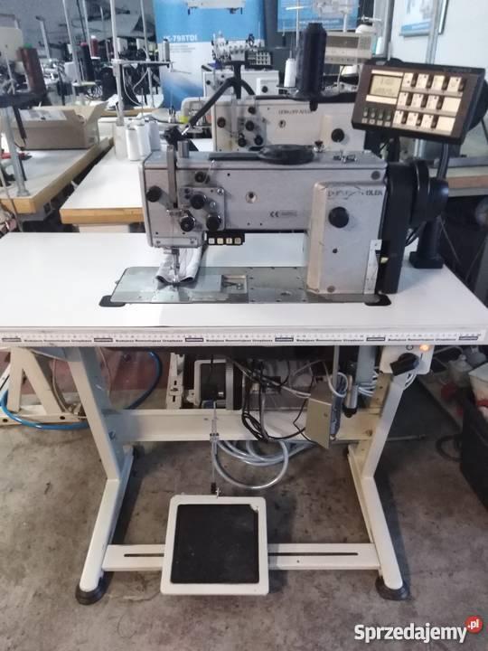 Maszyny szycie tapicerki Durkopp Adler 767 inne wielkopolskie Piaski sprzedam