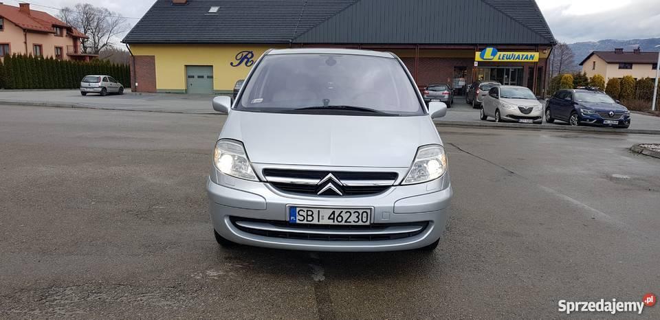 W superbly Używane Citroën Bielsko-Biała na sprzedaż - Sprzedajemy.pl MV17