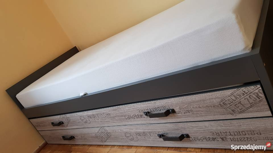 łóżko Młodzieżowe Podwójne