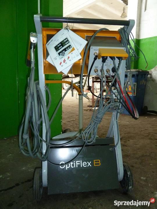 Bardzo dobryFantastyczny Aplikacja do malowania proszkowego GEMA OptiFlex 1-B - Sprzedajemy.pl ZT34