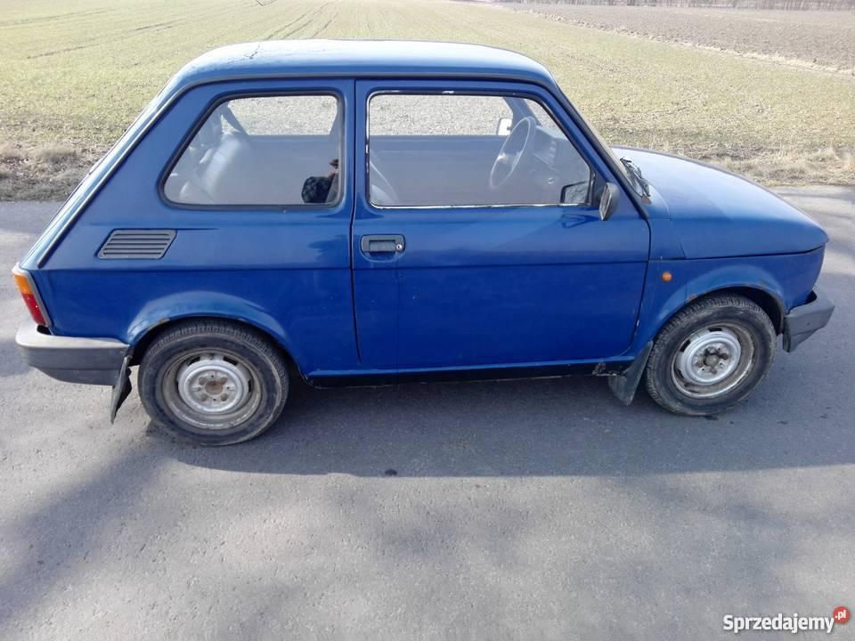 Fiat 126p 95143km Pruszcz