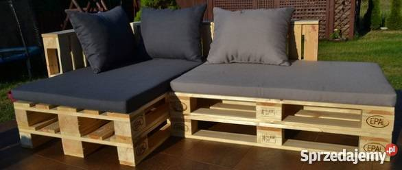 Poduszka poduszki materace na meble z palet Meble ogrodowe