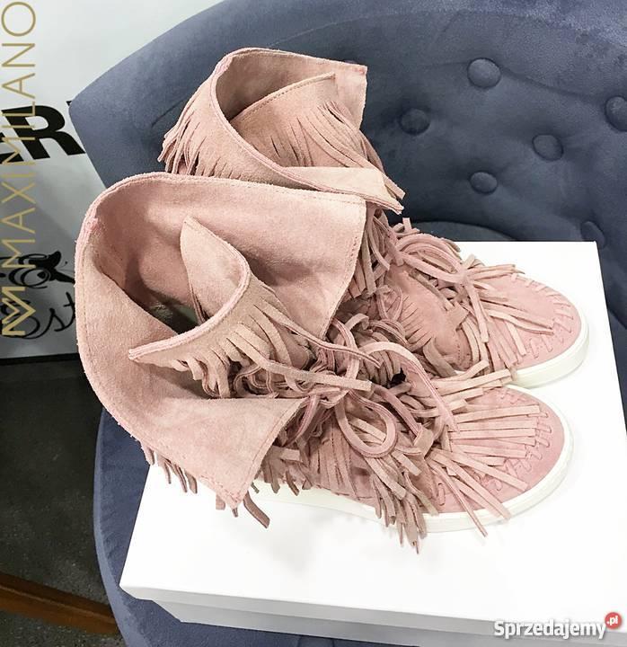 Sneakersy Model Casadei Fredzle Siwiec Ysl Mk Gucci Mk Rb Bydgoszcz Sprzedajemy Pl
