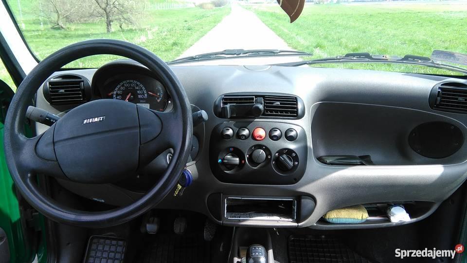 Fiat seicento 11 Poznań