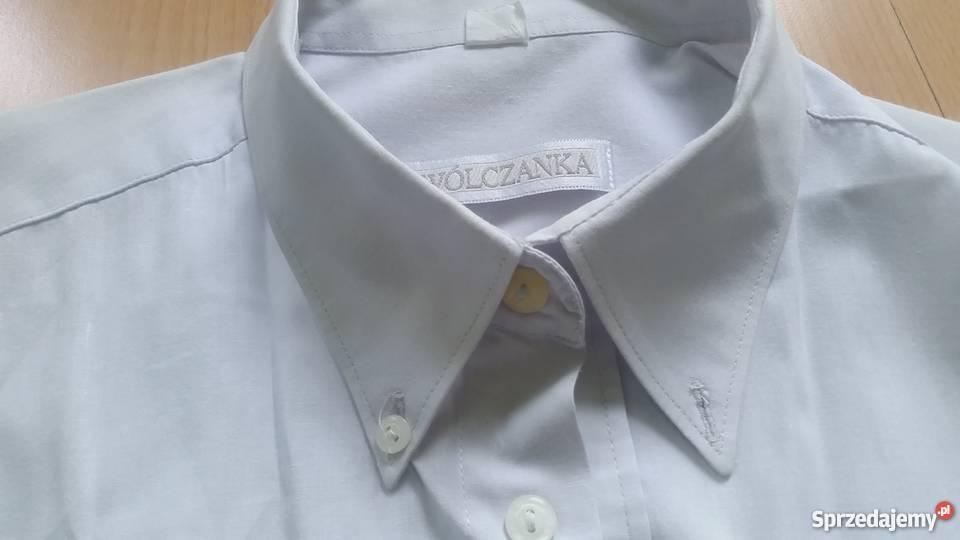 43, 176 182, XL, wólczanka, koszula męska z kołnierzykiem  yJo1K
