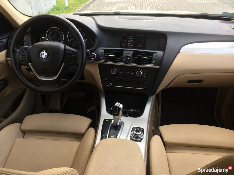BMW X3 F25 2000cm3 wielkopolskie