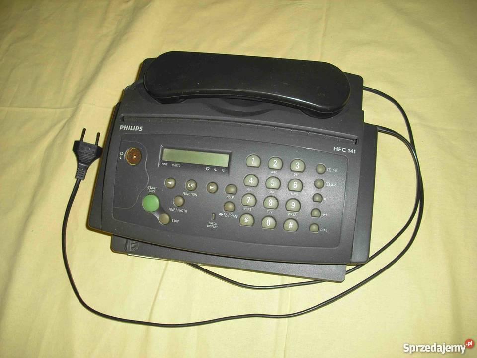 Czy możesz podłączyć faks do telefonu komórkowego?
