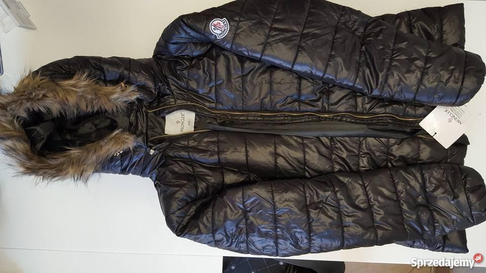 kurtka moncler odzież