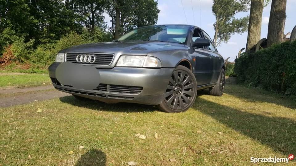 Audi A4 16 101 oryginal Alu 18 Sline 101KM A4 Lubin