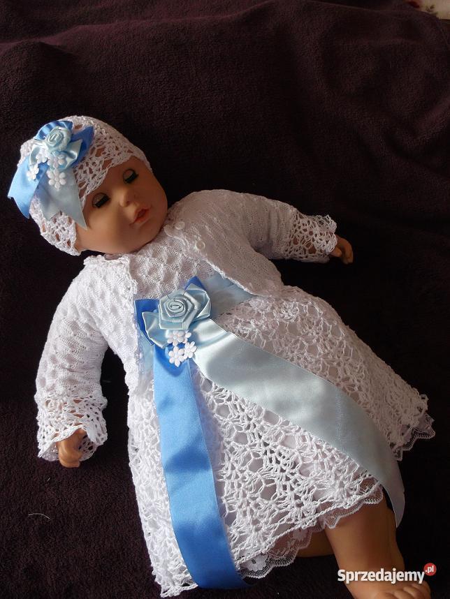 do chrztu dziewczynki Klaudia sukienki do chrzt Koszalin