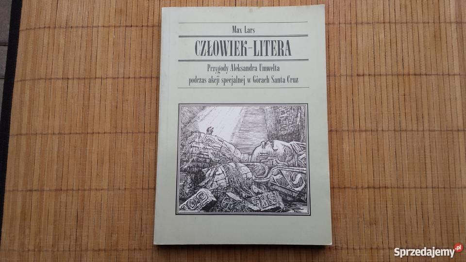 Książka Lars CzłowiekLitera