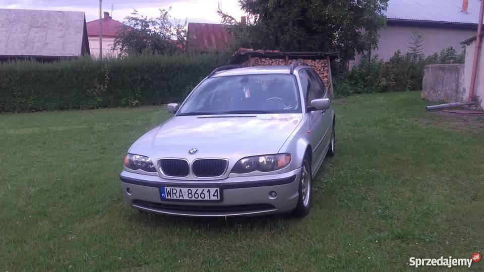BMW Seria 3 320D 150 Automat 2003 Seria 3