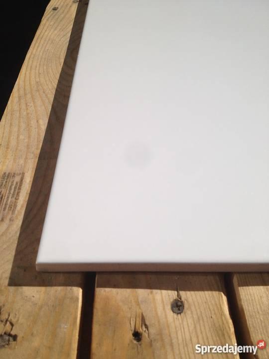 płytka ścienna Biała Matowa Lux Outlet Zakopane sprzedam