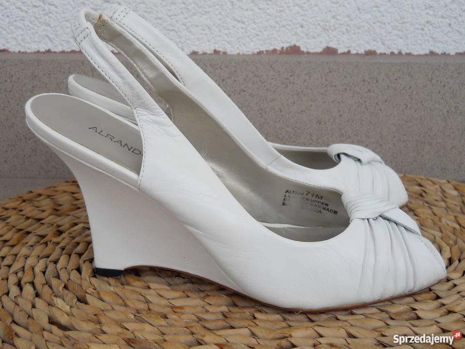 642a6a322b2458 eleganckie buty na koturnie - Sprzedajemy.pl