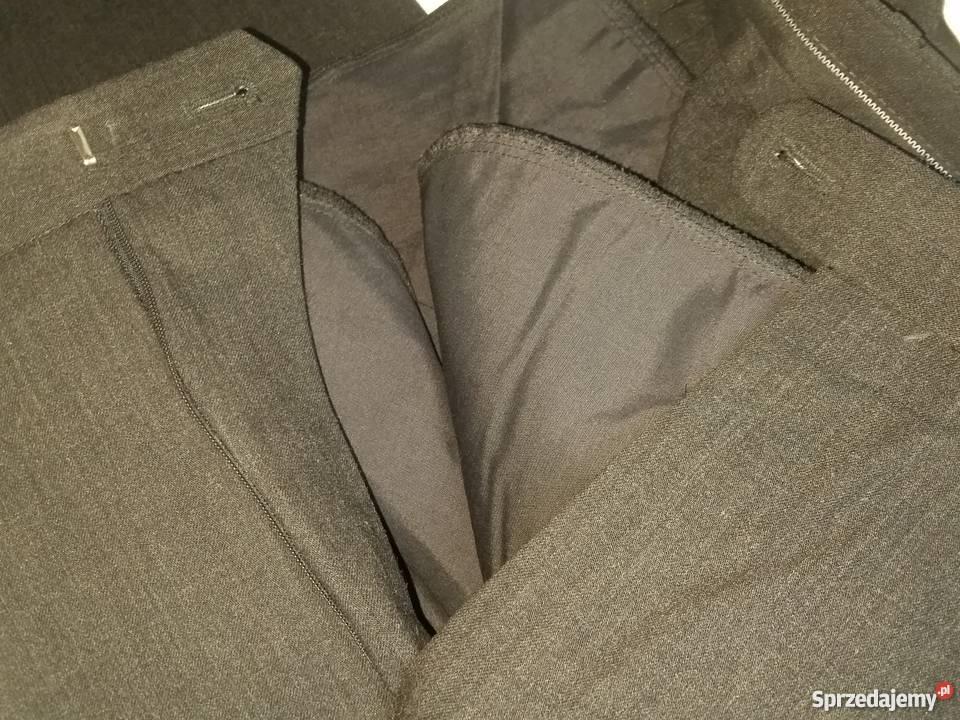 VISTULA spodnie garniturowe, eleganckie, wyjściowe