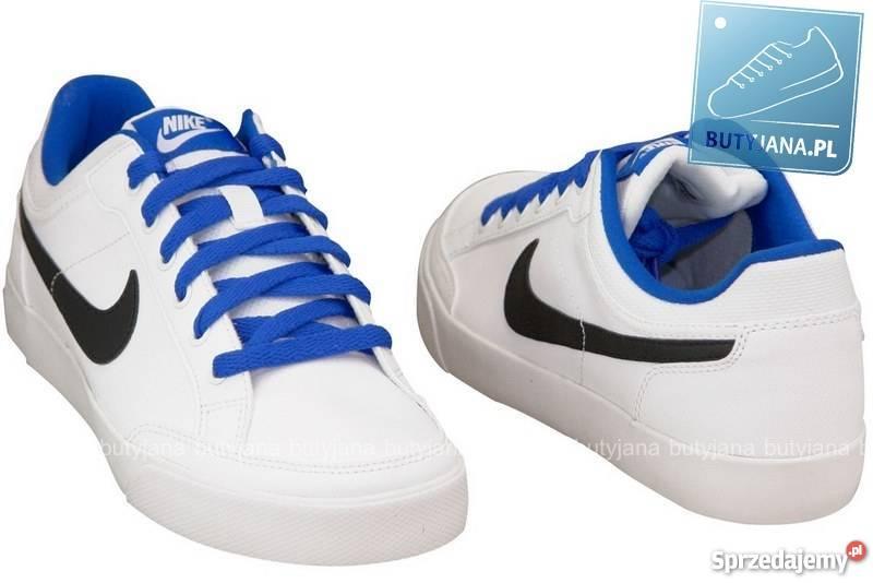 wykwintny design kody promocyjne oszczędzać Białe buty damskie Nike rozmiar 38
