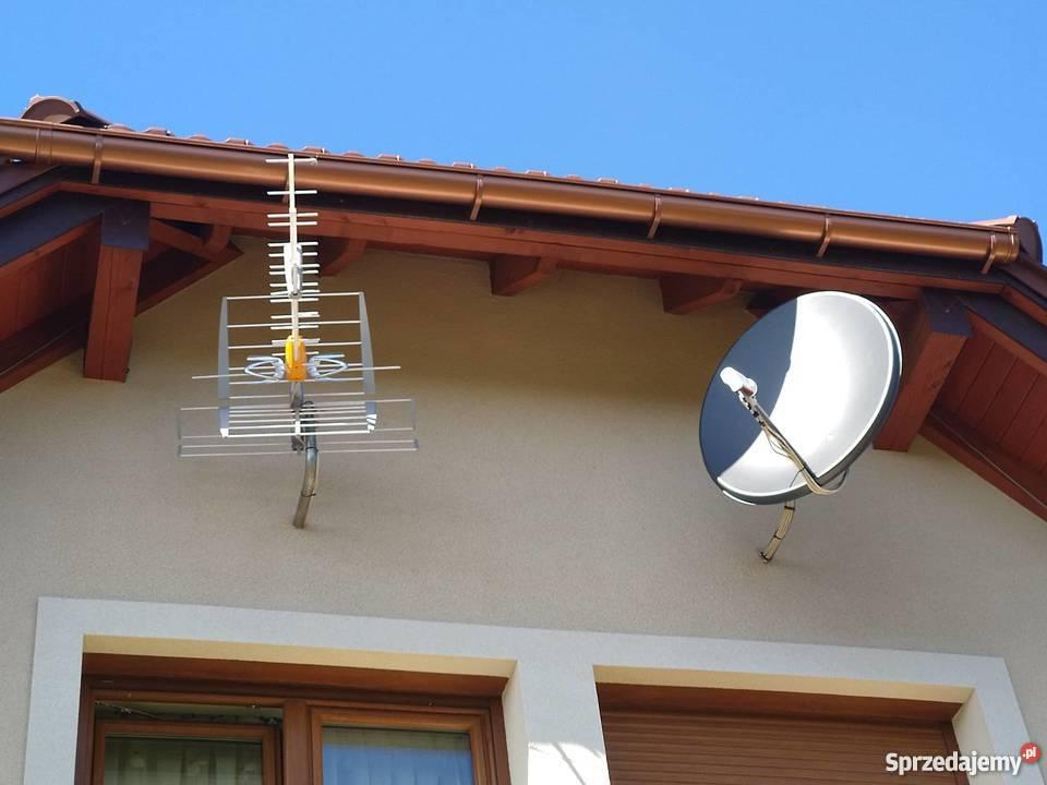 1e7e1b60921202 Pozostały sprzęt satelitarny, używany i nowy - Sprzedajemy.pl