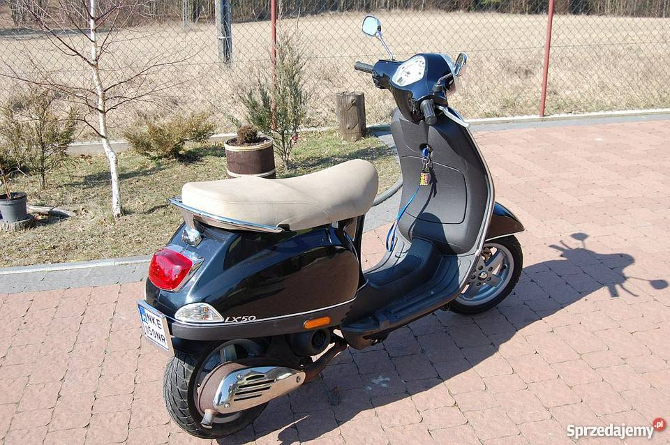 For Sale: Piaggio Vespa LX 50 2T (2008) offered for AUD 3,058