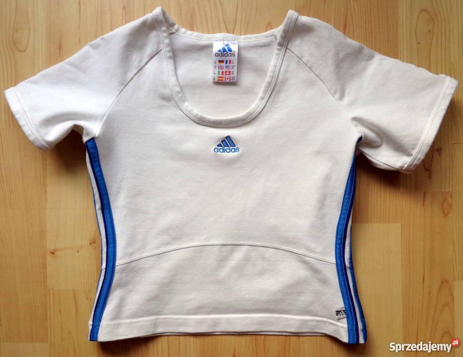 da4985fec9534 ADIDAS Koszulka sportowa damska rozmiar 38 Warszawa - Sprzedajemy.pl