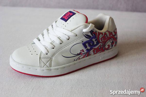 e6e9d385089e3 Adidasy DC, rozmiar 35, buty damskie, nowe Warszawa - Sprzedajemy.pl