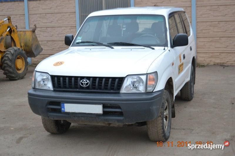 Toyota Land Cruiser radio / CD Kłobuck