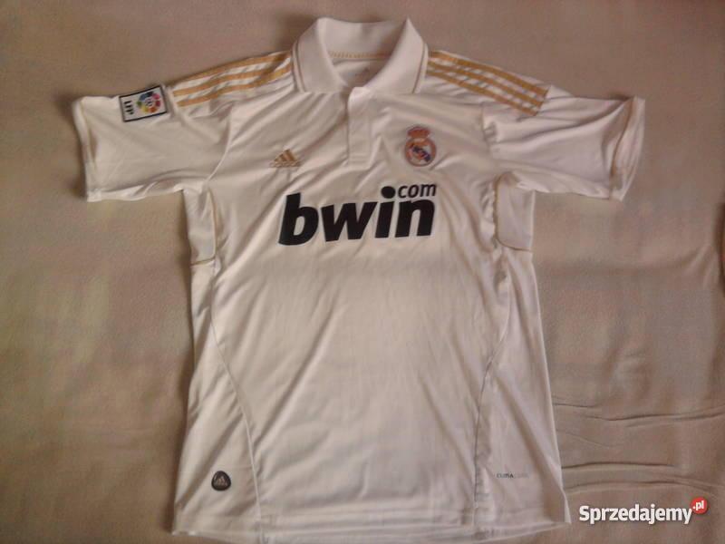 Koszulka Realu Madryt na sezon 20112012